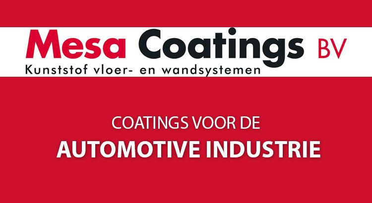 coatings automotive sector